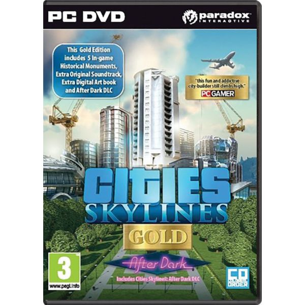 Cities: Skylines (Gold)