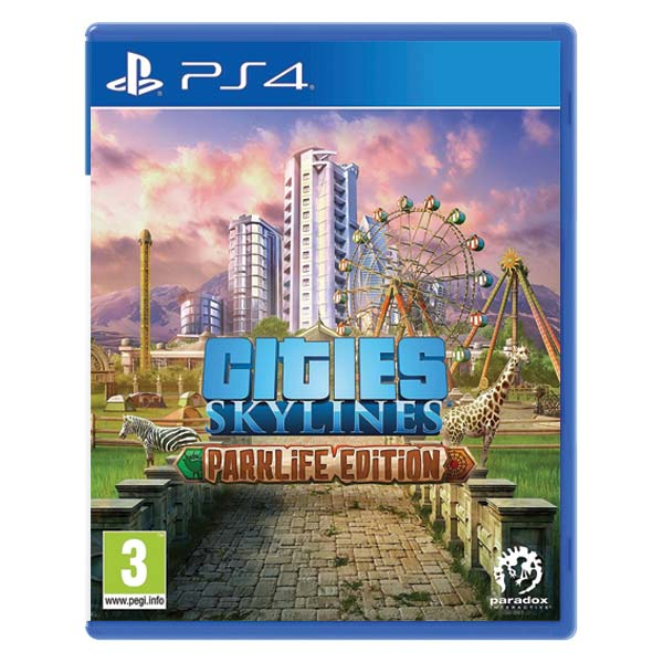 Cities: Skylines (Parklife Edition)