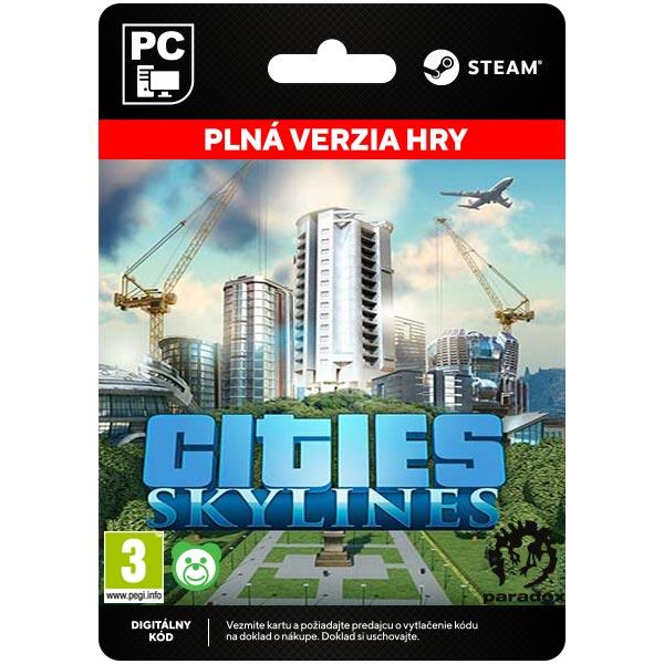 Cities: Skylines [Steam]