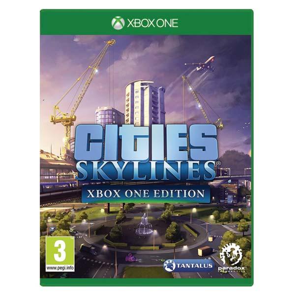Cities: Skylines (Xbox One Edition) XBOX ONE