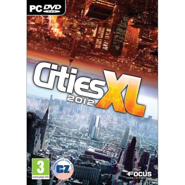 Cities XL 2012 CZ