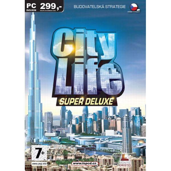 City Life Super Deluxe CZ