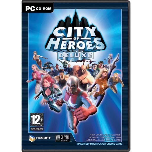 City of Heroes (Deluxe)