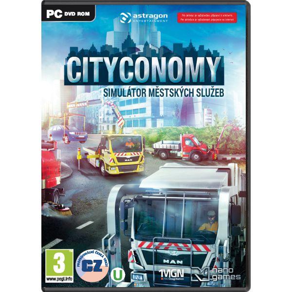 Cityconomy CZ