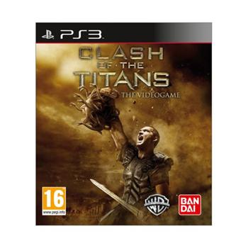 Clash of the Titans: The Videogame [PS3] - BAZ�R (pou�it� tovar)