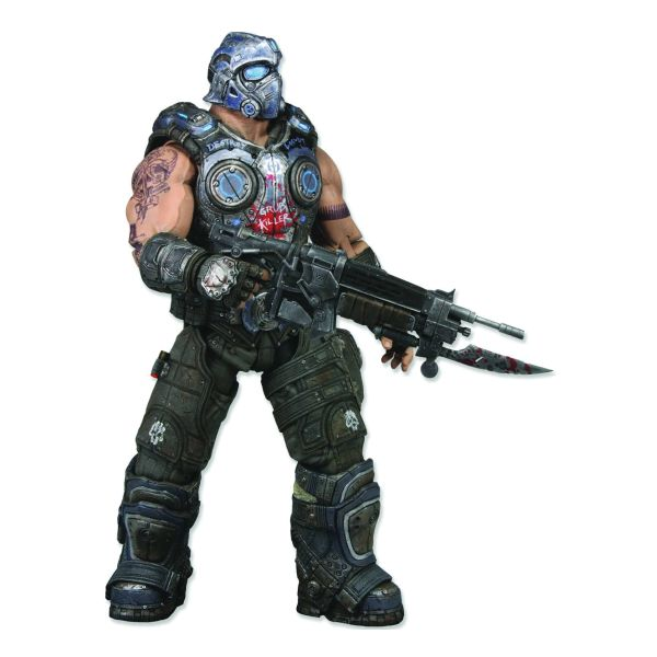 Clayton Carmine (Gears of War 3)