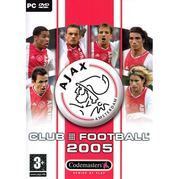Club Football 2005: AFC Ajax