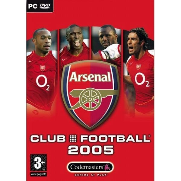 Club Football 2005: Arsenal FC