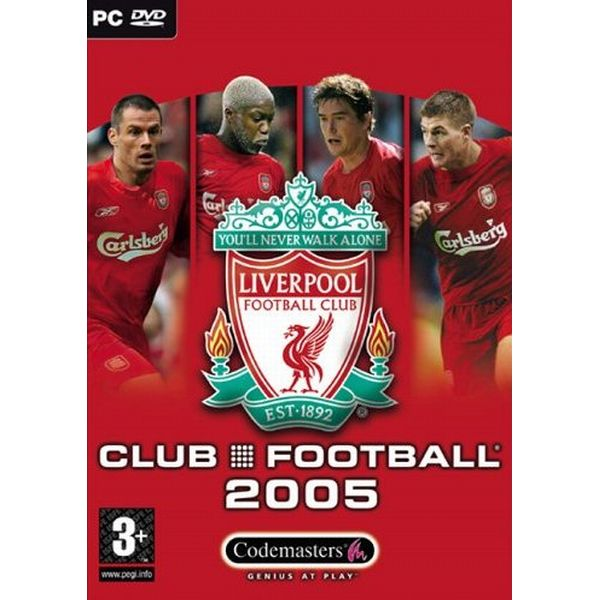 Club Football 2005: Liverpool FC