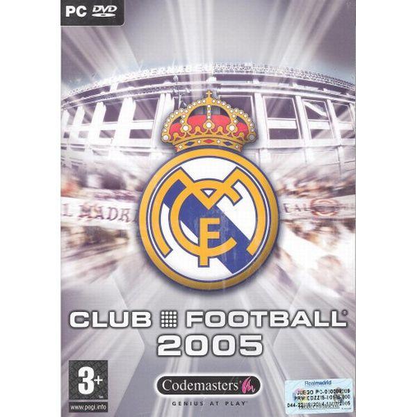 Club Football 2005: Real Madrid C.F.