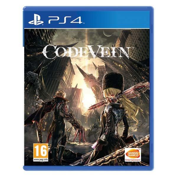 Code Vein [PS4] - BAZÁR (použitý tovar)