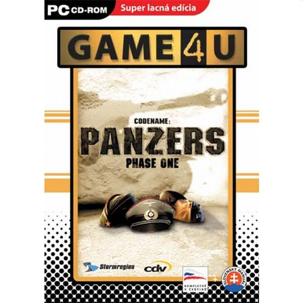 Codename Panzers: Phase One CZ