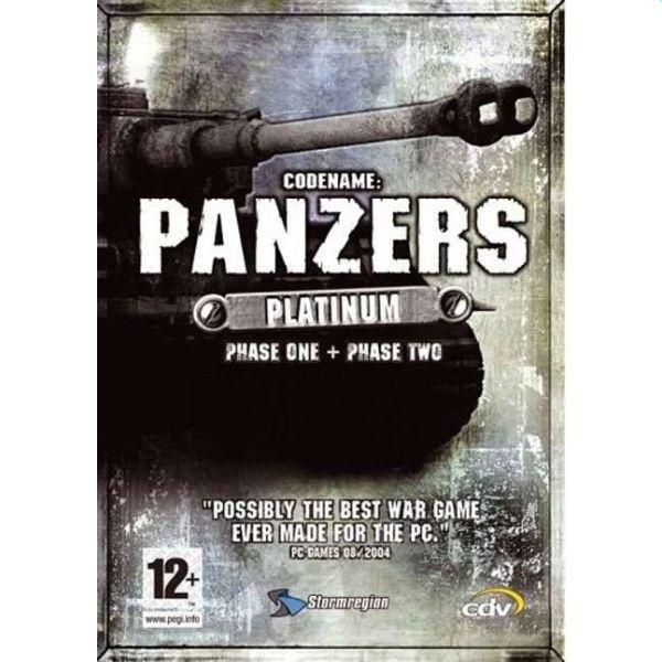 Codename: Panzers Platinum CZ