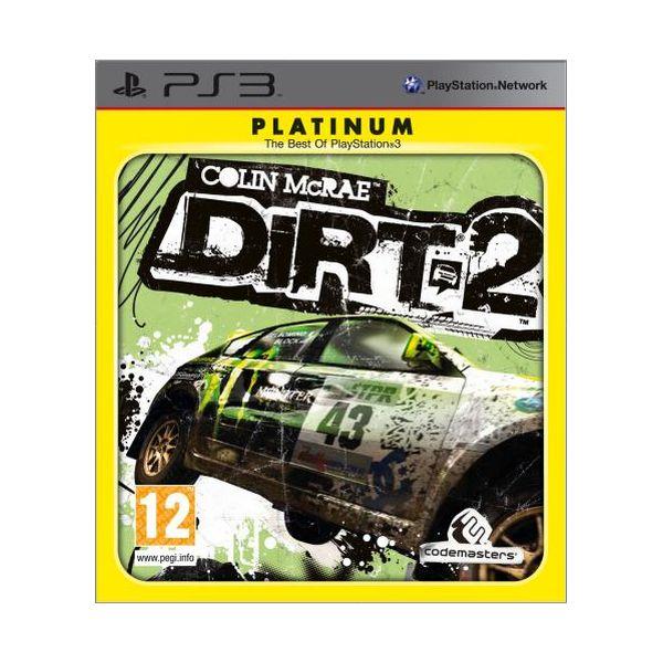 Colin McRae: DiRT 2 [PS3] - BAZÁR (použitý tovar)