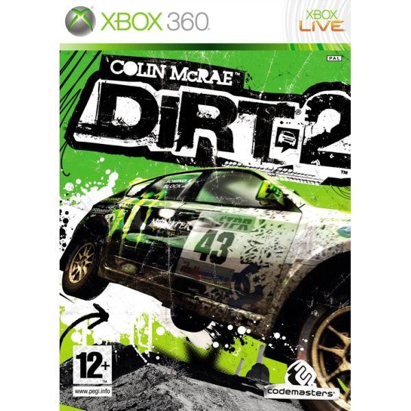 Colin McRae: DiRT 2 [XBOX 360] - BAZÁR (použitý tovar)