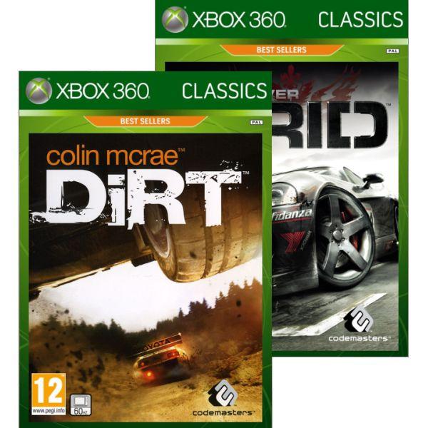 Colin McRae: DiRT/Race Driver GRID Double Pack