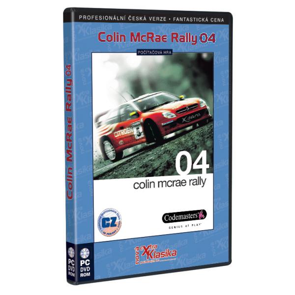 Colin McRae Rally 04 CZ
