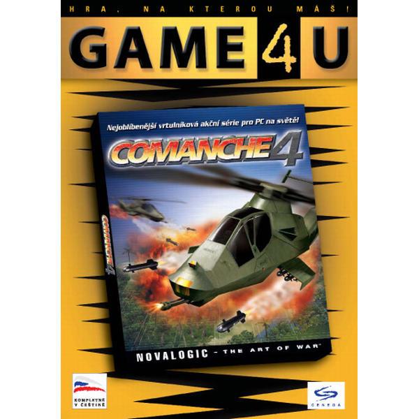 Comanche 4 CZ PC