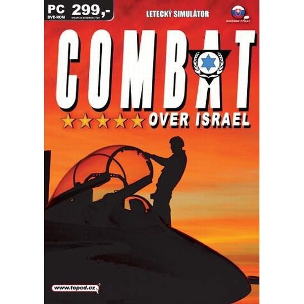 Combat over Israel CZ
