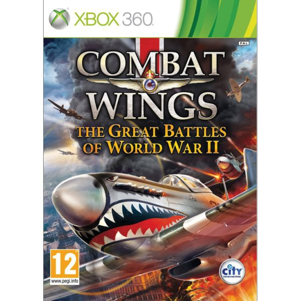 Combat Wings: The Great Battles of World War 2 XBOX 360