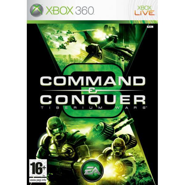 Command & Conquer 3: Tiberium Wars XBOX 360