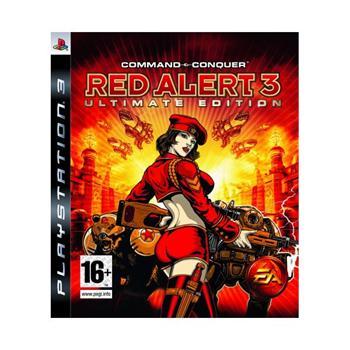 Command & Conquer: Red Alert 3 (Ultimate Edition)-PS3 - BAZÁR (použitý tovar)