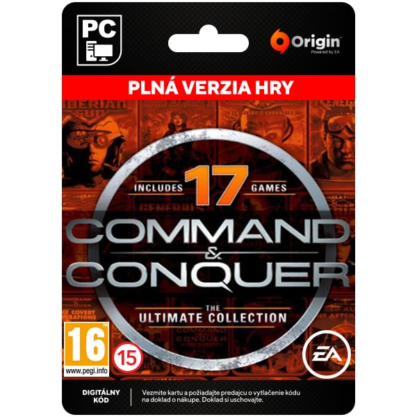 Command & Conquer (The Ultimate Collection) [Origin]