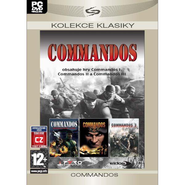 Commandos CZ PC