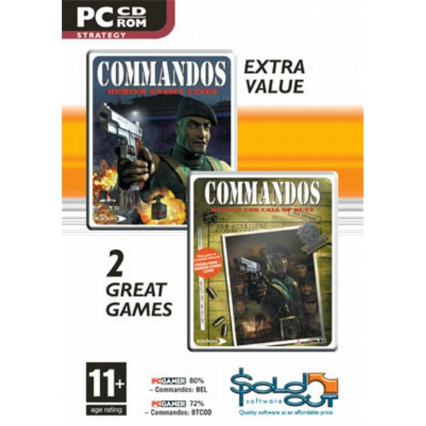 Commandos Double Pack