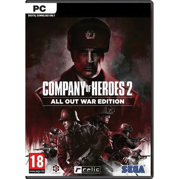 Company of Heroes 2 (All Out War Edition)