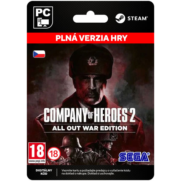 Company of Heroes 2 (All Out War Edition) [Steam]