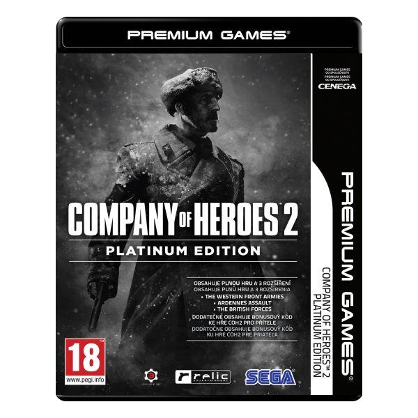 Company of Heroes 2 CZ (Platinum Edition)