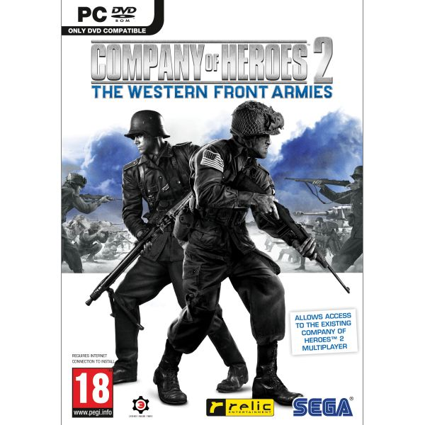 Company of Heroes 2: The Western Front Armies CZ