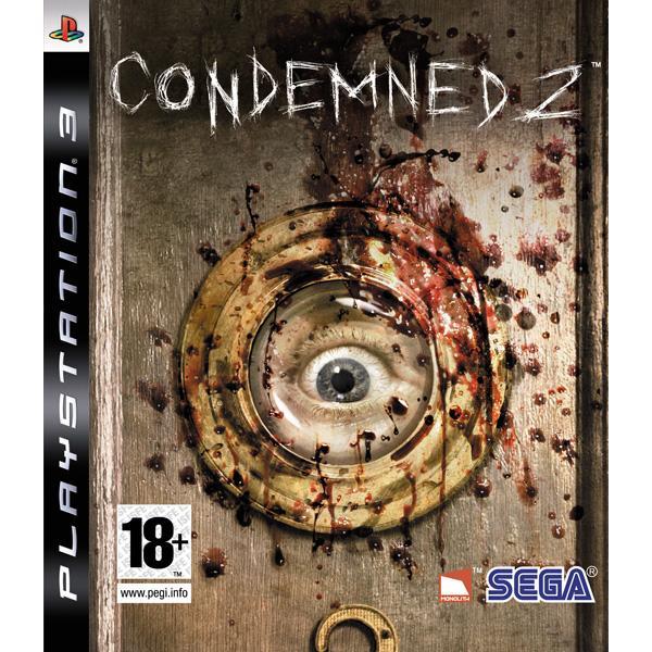 Condemned 2: Bloodshot [PS3] - BAZÁR (použitý tovar)