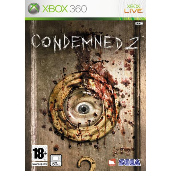 Condemned 2: Bloodshot XBOX 360