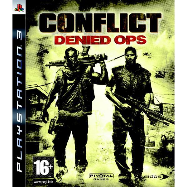 Conflict: Denied Ops [PS3] - BAZÁR (použitý tovar)