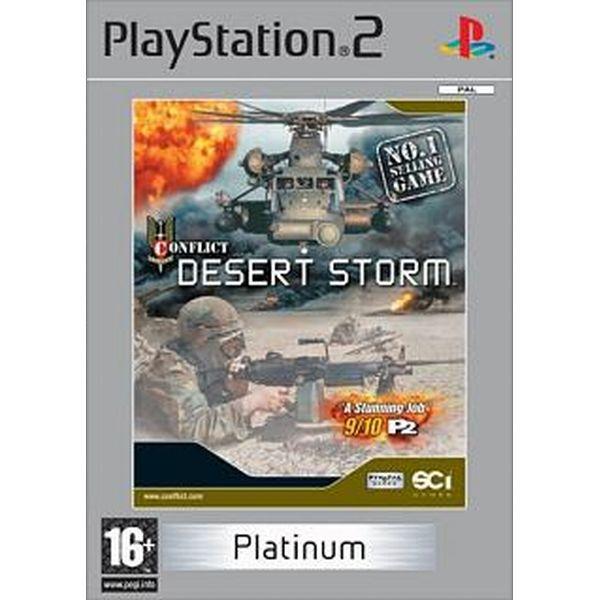 Conflict: Desert Storm [PS2] - BAZÁR (použitý tovar)