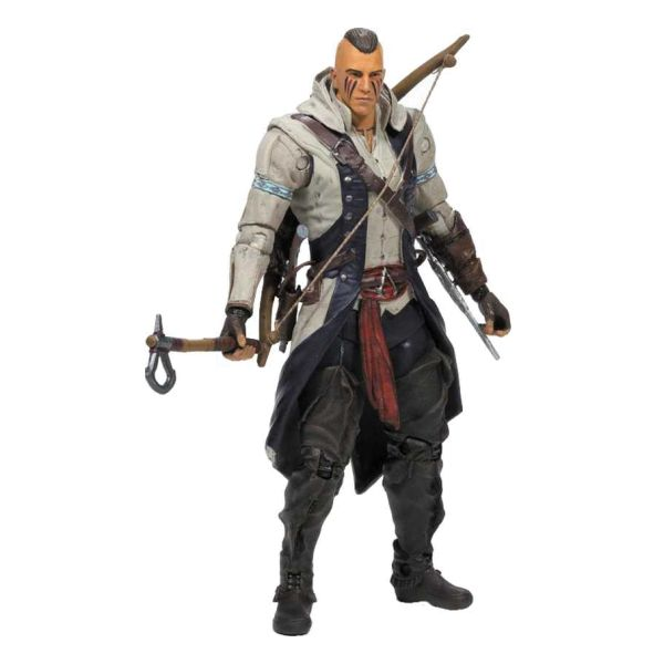 Connor with Mohawk (Assassin's Creed 3)