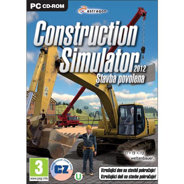 Construction Simulator 2012: Stavba povolená CZ