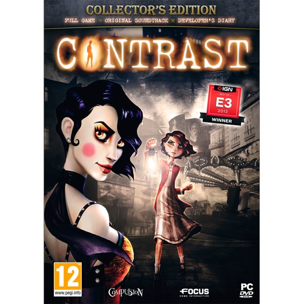 Contrast (Collector´s Edition)