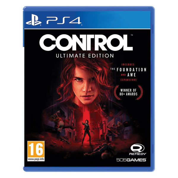 Control (Ultimate Edition) PS4
