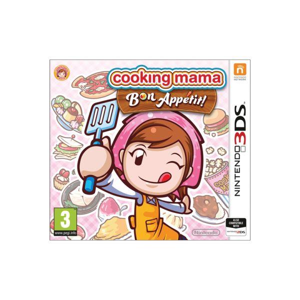 Cooking Mama 5: Bon Appétit! 3DS