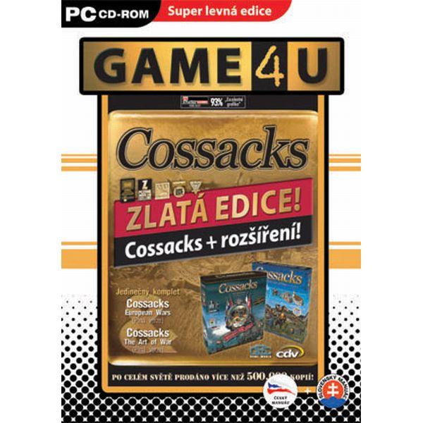 Cossacks (Zlatá edícia)