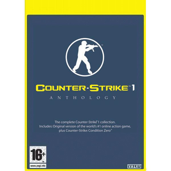 Counter Strike 1.6 Anthology  - digit�lna distrib�cia