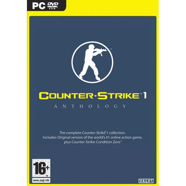 Counter Strike 1 Anthology