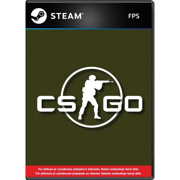 Counter Strike: Global Offensive CZ - digitálna distribúcia
