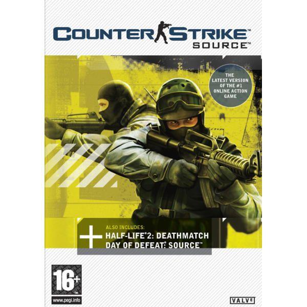 Counter Strike: Source - digitálna distribúcia