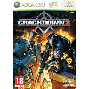 Crackdown 2 [XBOX 360] - BAZÁR (použitý tovar)