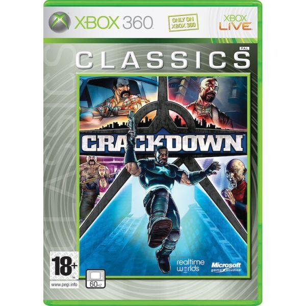 Crackdown CZ [XBOX 360] - BAZÁR (použitý tovar)