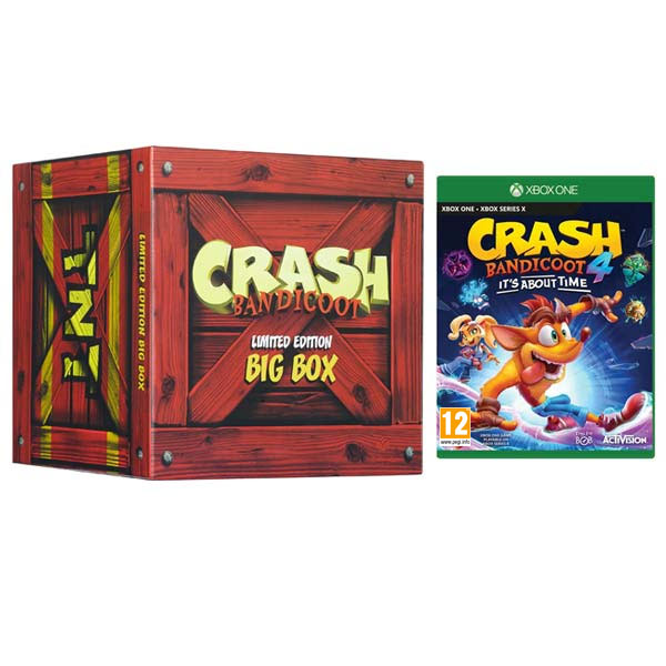 Crash Bandicoot 4: It's About Time (ProGamingShop Deluxe Edition)